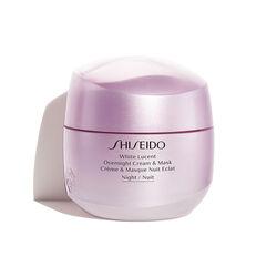 Overnight Cream & Mask - Shiseido, Tages-, Nachtpflege