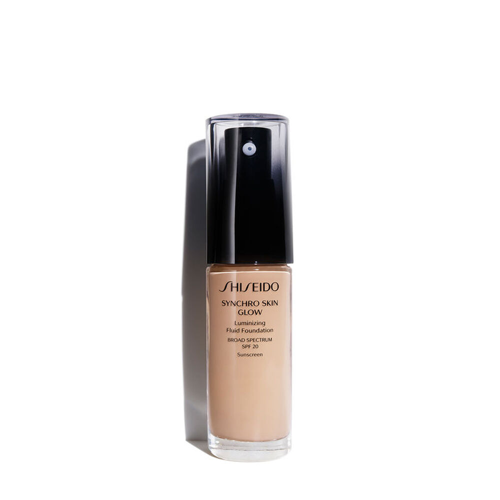 Synchro Skin Glow Luminizing Fluid Foundation SPF 20, R3