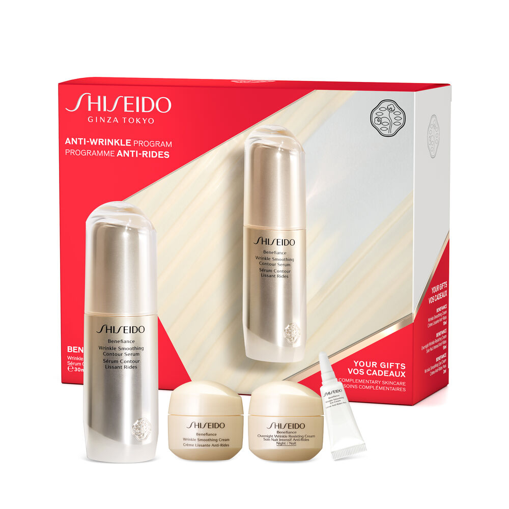 Wrinkle Smoothing Serum Set,