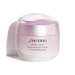 Brightening Gel Cream - Shiseido, Tages-, Nachtpflege