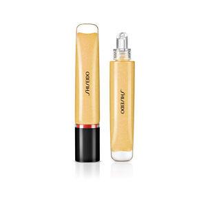 Shimmer Gel Gloss, 01 Korgane Gold - SHISEIDO MAKEUP, Lipgloss