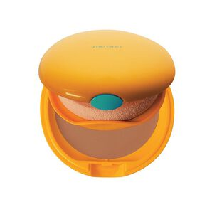Tanning Compact Foundation, BRONZE - SUN CARE, Make-up