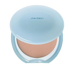 Matifying Compact Oil Free SPF 16, 10 - PURENESS, Getönte Tagespflege