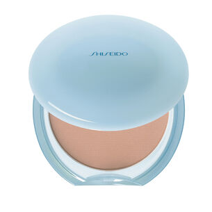 Matifying Compact Oil Free SPF 16, 20 - Shiseido, Getönte Tagespflege