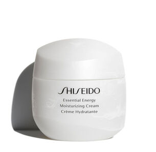 Moisturizing Cream - ESSENTIAL ENERGY, Tages-, Nachtpflege