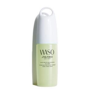 Quick Matte Moisturizer Oil-Free - Shiseido, Tages-, Nachtpflege