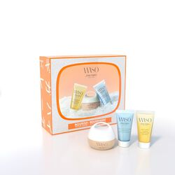 Giga-Hydrating Rich Cream Kit - SHISEIDO, HAUTPFLEGE