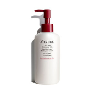 Extra Rich Cleansing Milk - Shiseido, Angebote Softener lotionen