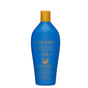 Expert Sun Protector Face and Body Lotion SPF50+ - SHISEIDO, Neuheiten