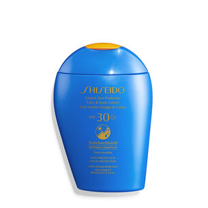 EXPERT SUN PROTECTOR Gesichts- und Körperlotion SPF30 - Shiseido, Expert Sun Protector