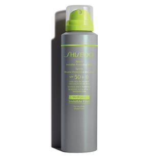 Sports Invisible Protective Mist SPF50+ - Shiseido, Gesicht