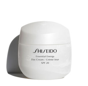 Day Cream SPF20 - Shiseido, Tages-, Nachtpflege