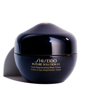 Total Regenerating Body Cream - Shiseido, Körperpflege